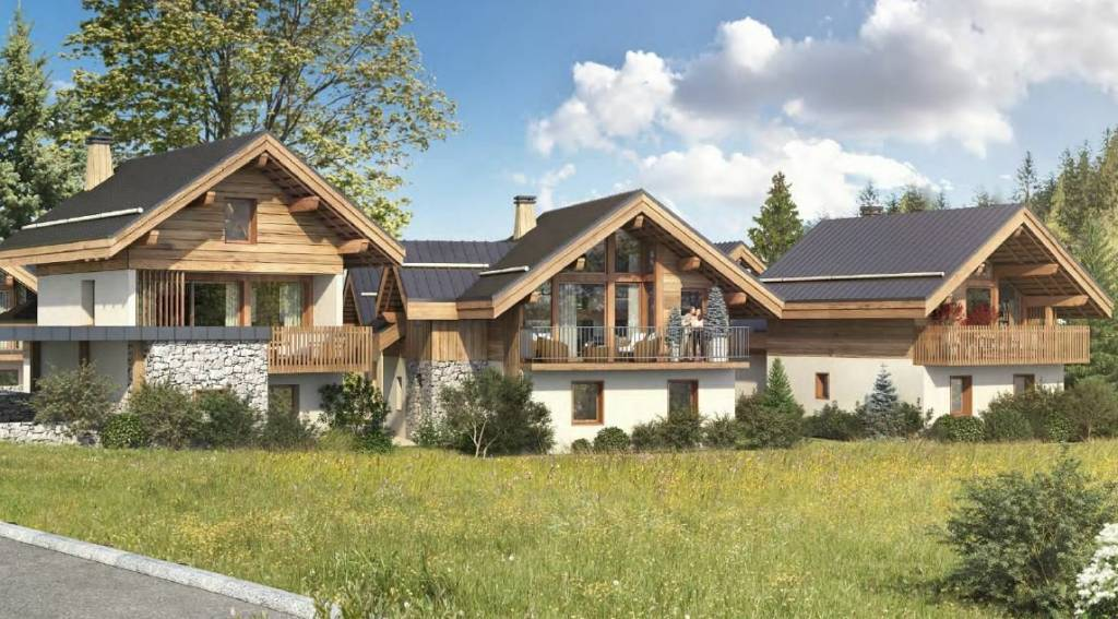 UNIQUE CHALET BETWEEN TWO NATIONAL PARKS